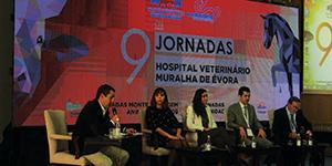 IX JORNADAS DO HOSPITAL VETERINÁRIO MURALHA DE ÉVORA